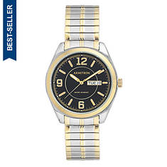 Armitron Men's Two-Tone Expansion Band Watch