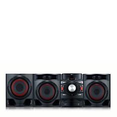 LG 700W Bluetooth Music Shelf System