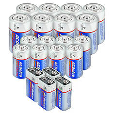 ACDelco 20-Pack Batteries