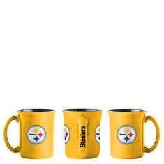 NFL 2-Pack 15-oz Cafe Mugs