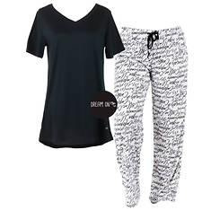 Hello Mello Pajama Set