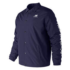 New Balance Men's Essentials Winter Coaches Jacket