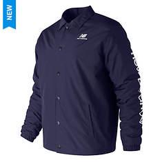 New Balance Men's Essentials Winter Coaches Jacket