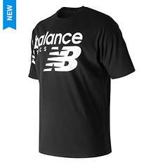 New Balance Men's NB Athletics Crossover Tee
