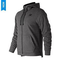 New Balance Men's NB Warm Up Full Zip Hoodie