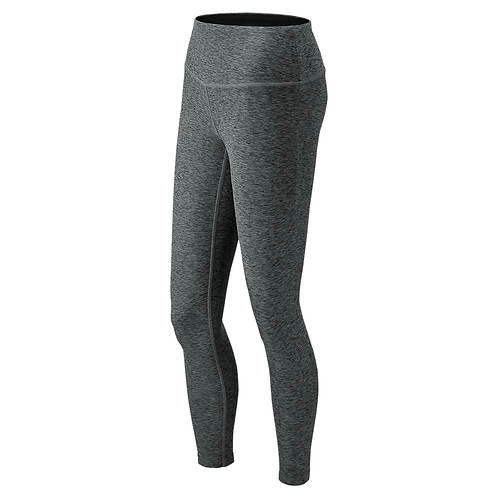 New Balance Women's High Waisted Space Dye Legging