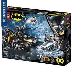 LEGO® 200pcs Batman Mr. Freeze Batcycle Battle--76118