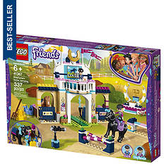 LEGO®Friends Stephanie's Horse Jumping 337-Pc. Building Set -- 41367