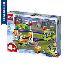 LEGO® Toy Story 4 Carnival Thrill Coaster 98-Pc. Building Set -- 10771