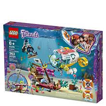 LEGO®-363pcs Friends Dolphins Rescue Misson--41378