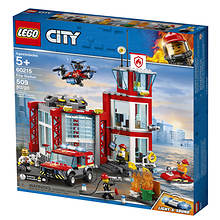 LEGO® City Fire Station 509-Pc. Building Set -- 60215