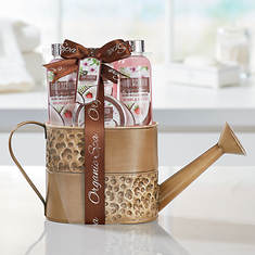 4-Piece Watering Can Gift Set