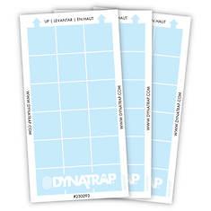 Flylight DynaTrap Insect Trap Replacement StickyTech Glue Cards