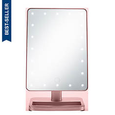 Vivitar Bluetooth Speaker LED Vanity Mirror