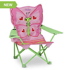 Melissa & Doug Personalized Bella Butterfly Chair