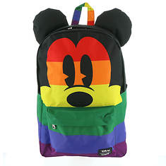 Loungefly Disney Mickey Rainbow Backpack