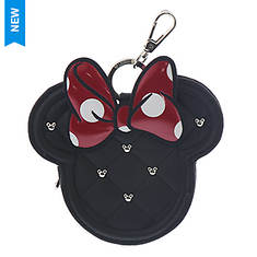 Loungefly Disney Minnie Mouse Silo Coin Bag