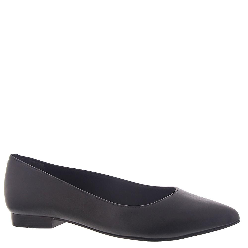 1940s Style Shoes, 40s Shoes Walking Cradles Reece Womens Black Slip On 7 W $99.95 AT vintagedancer.com