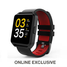 SuperSonic Bluetooth Smart Watch with Dynamic Heart Rate