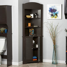 Ellsworth Tall Corner Cabinet