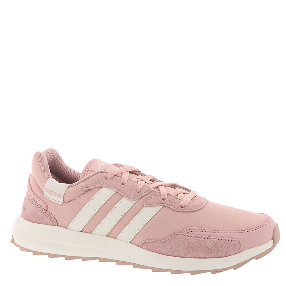 Vintage Sneakers for Men and Women adidas RetroRun X Womens Pink Sneaker 8.5 M $64.95 AT vintagedancer.com