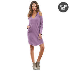 Cold Shoulder Tunic Dress