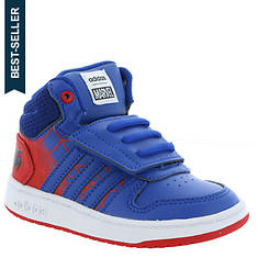 adidas Hoops Mid 2.0 I-Spiderman (Boys' Infant-Toddler)