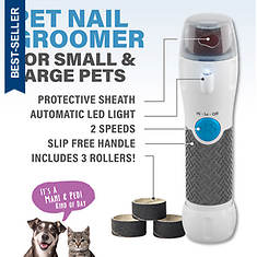 Bell + Howell Pawperfect Pet Nail Rotating File