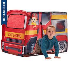Kids' PlayHut Fire Engine Pop-Up Play Tent