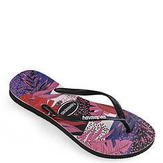 Havaianas Slim Surf Floral Sandal (Women's)