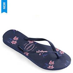 Havaianas Slim Floral Sandal (Women's)