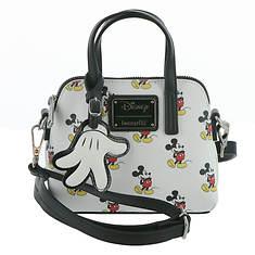 Loungefly Disney Mickey All Over Crossbody Bag