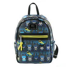 Loungefly DC Batman Mini Backpack