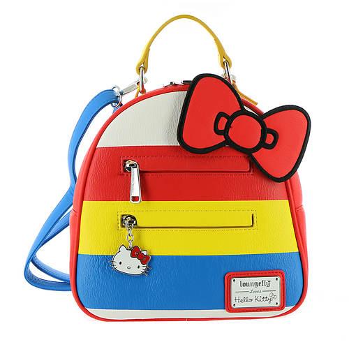 Loungefly Hello Kitty Convertible Mini Backpack