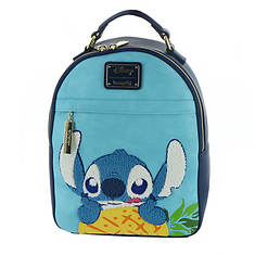 Loungefly Disney Stitch Mini Backpack