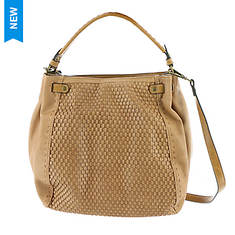 Moda Luxe Raven Hobo Bag