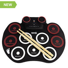 Roll Up Drum with Bluetooth