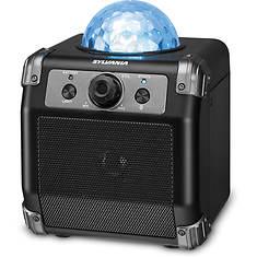 Sylvania Bluetooth Speaker with Disco Ball