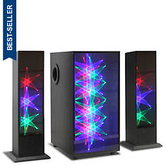Magnavox 2.1 Channel Color-Changing Home Theater System