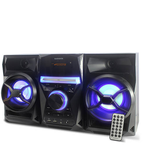 Magnavox 3-Piece CD Shelf Stereo System