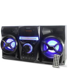 Magnavox 3 Piece CD Shelf Stereo System