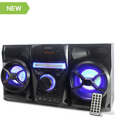Magnavox 3 Piece CD Shelf Stereo System