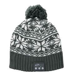 iLIVE Wireless Knit Hat with Pom