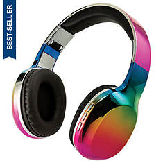 Coby Bluetooth Iridescent  Headphones