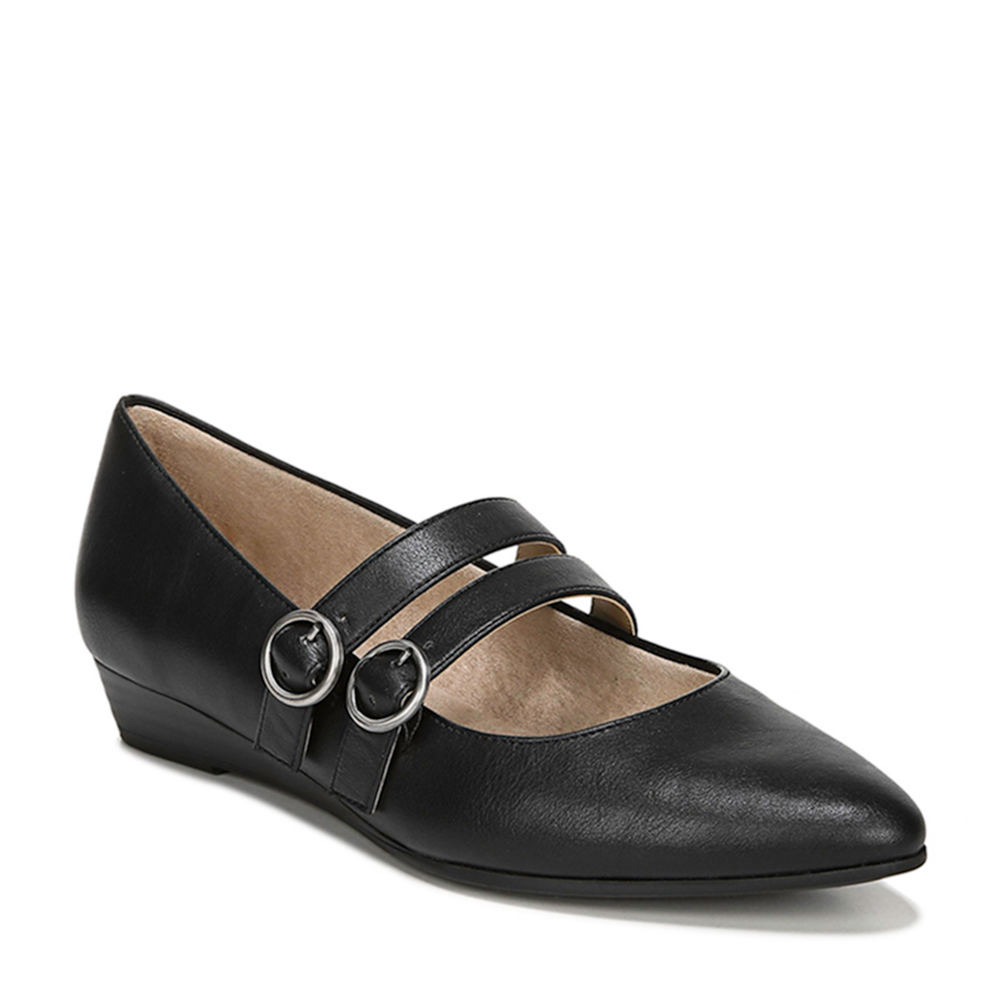 Edwardian Shoes & Boots | Titanic Shoes SOUL Naturalizer Wanderlust Womens Black Oxford 11 M $89.95 AT vintagedancer.com