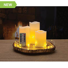5-Piece LED Candle Set