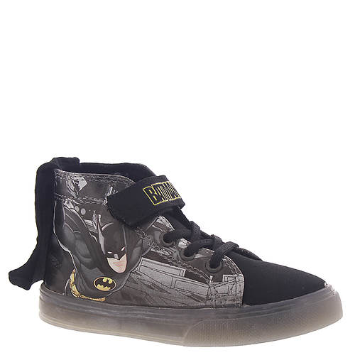 DC Comics Batman Lighted Canvas Hi-Top BMF725 (Boys' Toddler)