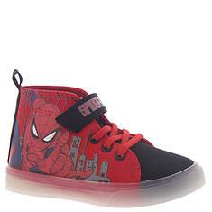 Marvel Spider-Man Lighted Canvas Hi-Top SPF730 (Boys' Toddler)