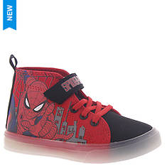 Marvel Spiderman Lighted Canvas Hi-Top SPF730 (Boys' Toddler)