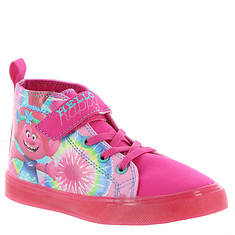 Trolls Trolls Lighted Canvas Hi-Top TLF705 (Girls' Toddler)